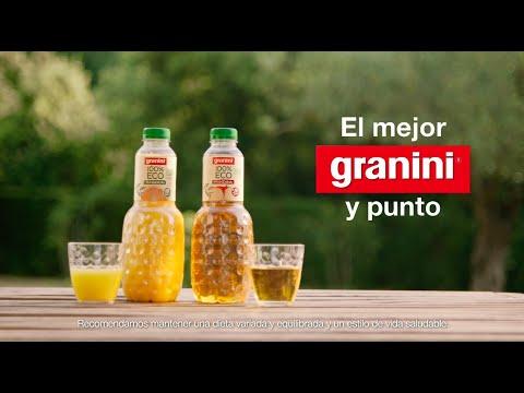 Nueva campaña de Pavlov para lanzar Granini 100% Eco