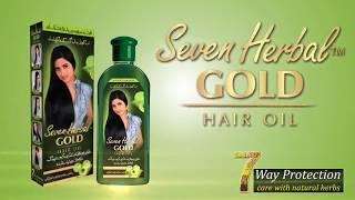 Seven Herbal Hair Oil TVC 2016