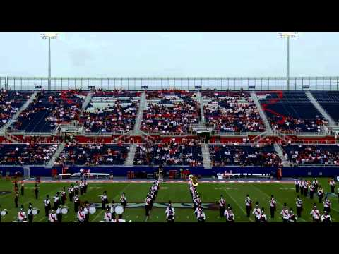 FAU Football Stadium Timelapse - Opening Day