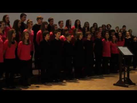 The sound of silence- Children's choir of Franjo Kuhač music school, Osijek