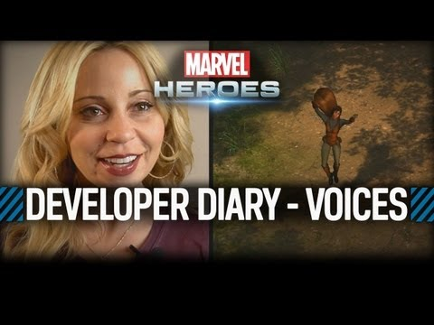 Marvel Heroes: Developer Diary #4 - Voices