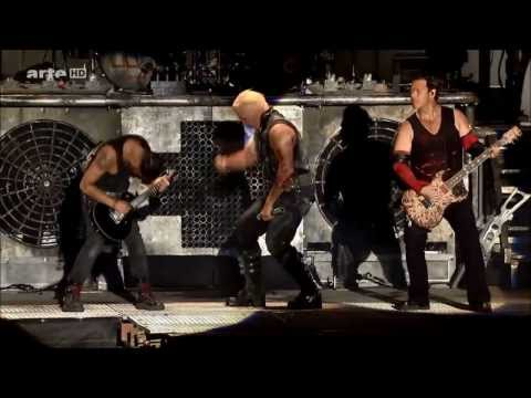 Rammstein - Du Hast - Hurricane Festival 2013 - Proshot video