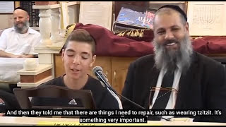 COMPLETE VIDEO Jewish Boy Vision of End of Days WWIII on Blood Moon: Gog Magog Future of Israel