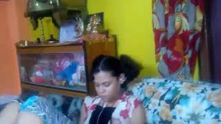 Bengali blogger Mona very happy Sunday