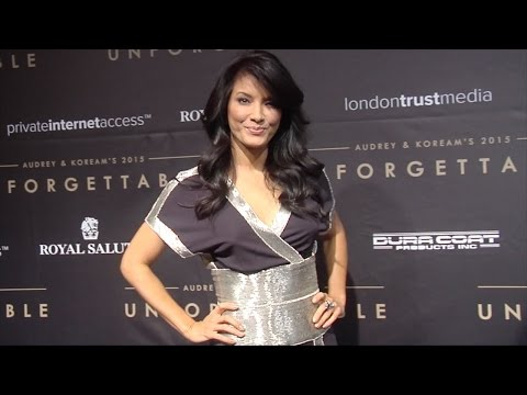 "Kelly Hu ""Unforgettable Gala 2015"" Arrivals in Los Angeles thumbnail"