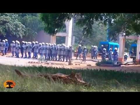 Université de Lomé: la police réprime sauvagement une réunion d'étudiants [08/12/2011]
