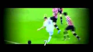 Real Madrid Top 10 Gol 2013