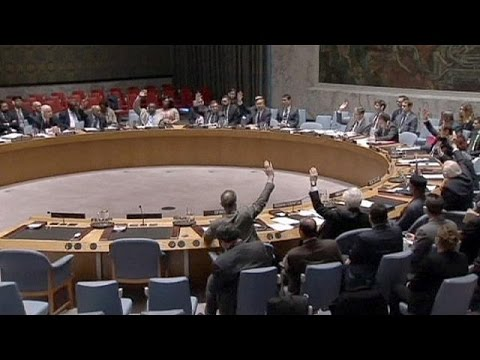 UN Security Council slams use of chlorine weapons in Syria