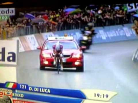Giro 2009- Cronometro di Roma- Tappa Finale