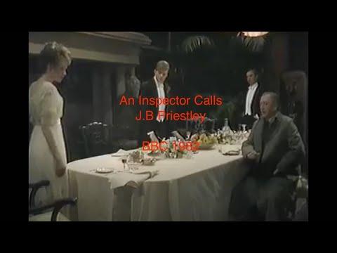 An Inspector Calls (Complete BBC Edition, Bernard Hepton, 1982) by JB Priestley