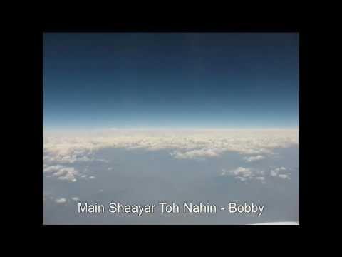 Main Shayar Toh Nahin Karaoke...