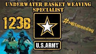 123B Underwater Basket weaving Specialist