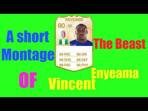 FIFA 15 Ultimate Team - A Short Montage Of Vincent Enyeama