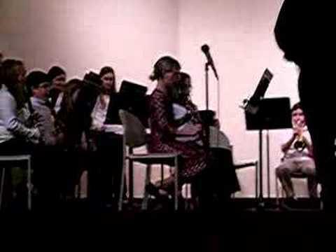 Agnon School 5th Grade Band Plays Ode to Joy