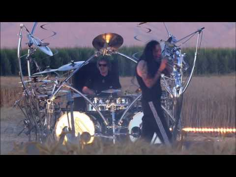 Korn - Let The Guilt Go (Crop Circle Clip Of)