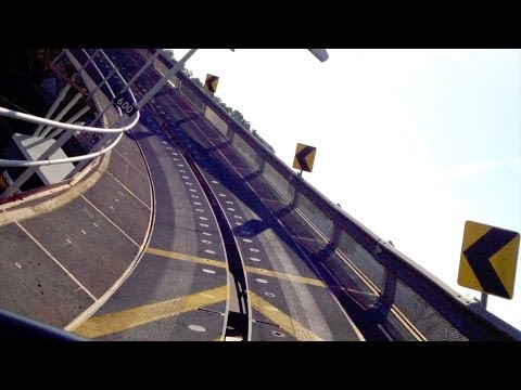 Walt Disney World EPCOT Test Track Ride Through 2011 HD 1080p POV