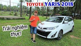 Toyota Yaris 2018 Review: Kỳ phùng địch thủ của Honda Jazz 2018