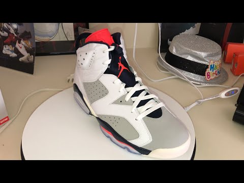 Air Jordan 6 Tinker Hatfield 1 month early review