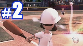 BETSY'S WALK-OFF HOME RUN! | SUPER MEGA BASEBALL #2