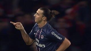 Ligue 1 - Résumé de la 14ème journée / 2012-13