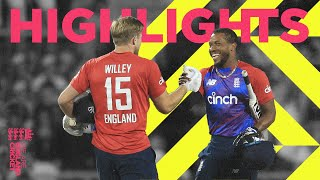 England v Pakistan - Highlights | England Seal T20 Series! | 3rd Men's Vitality IT20 2021