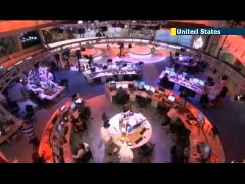 Al-Jazeera America begins broadcasting: Qatar-based channel has been accused of anti-US bias
