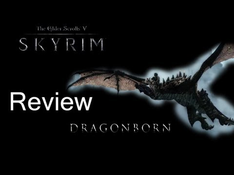 Skyrim DragonBorn Review