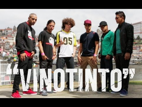 LIL G AND VINOTINTO in Porto for EUROBATTLE 2013 | Sponsored by Silverback Bboy Events | YAK FILMS
