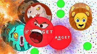 Agar.io - AGARIO EXCELLENT SOLO TACTICS // EPIC SOLO GAMEPLAY (Destroying Teams Solo in Agar.io)