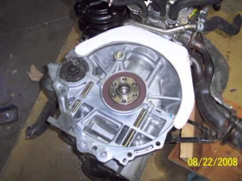How To Make An Engine Adapter Plate Toyota 1nz Engine To