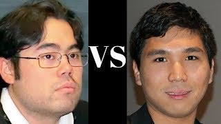 Dreaded London System! : Hikaru Nakamura vs Wesley So : Your Next Move (Rapid) (2018)