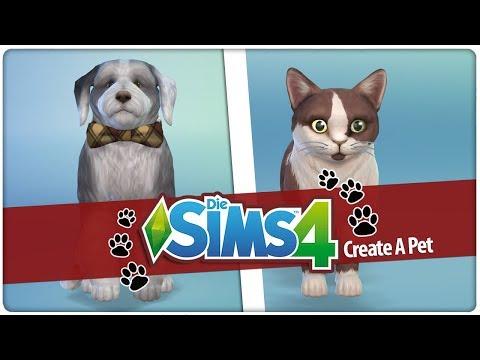 Die Erstellung unserer Tiere ► Die Sims 4 Hunde & Katzen