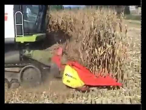 Capello Quasar kukorica adapter Claas Lexion