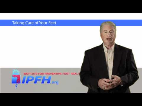 Taking Care of Your Feet