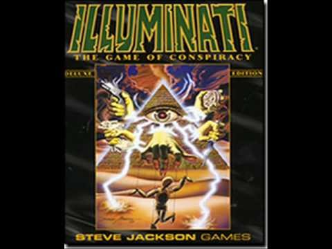 Illuminati Card Game 1995 - The Future On Cards video