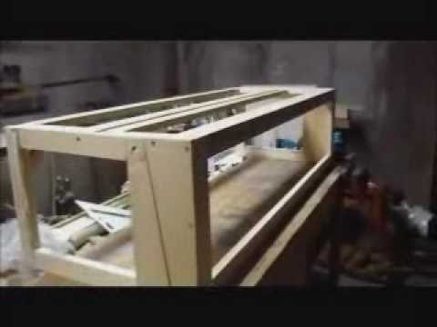 Diy Aquarium Canopy Youtube