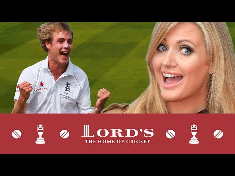 Stuart Broad's 5-wickets at The Oval - Hayley McQueen's Ashes Memories