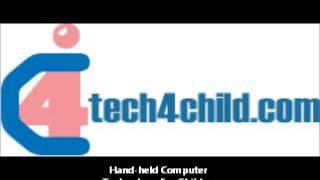 Hand-held Computer Technology For Children