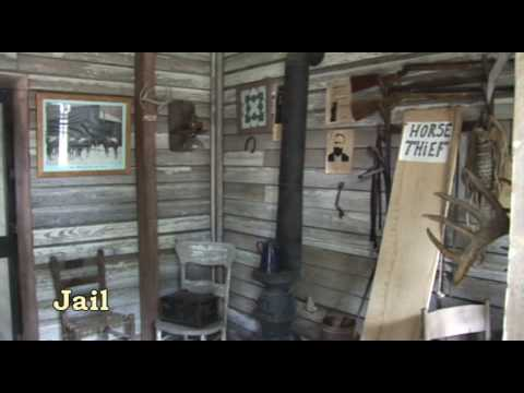 Heritage Village, Woodville TX HD
