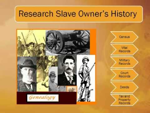 Best Internet Resources for African American Genealogy - a Preview