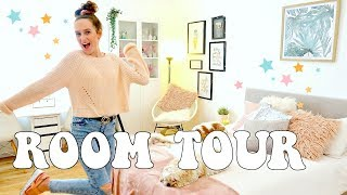 REDOING MY ROOM TOUR 2018! After Makeover Tour!
