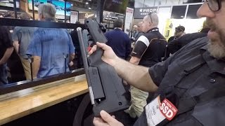 "Magpul Backpacker 10/22 ""survival rifle made COOL"" : SHOT show 2017"