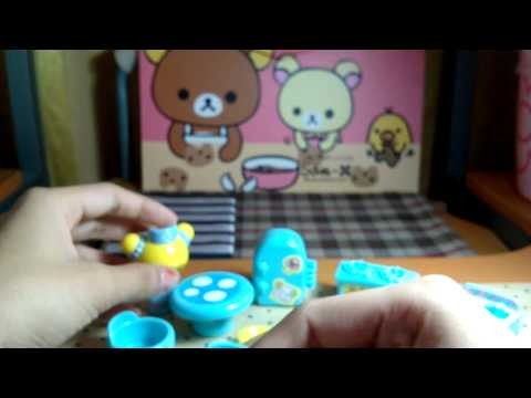 Japanese toys #1: Tree house (part 5)