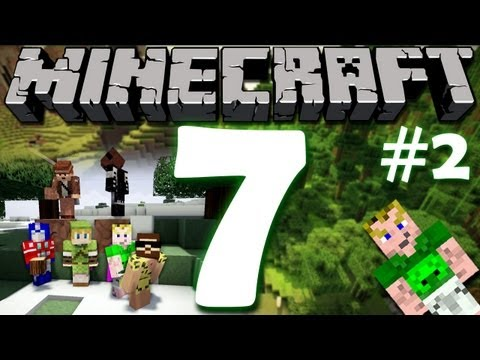 MINECRAFT SEASON 7 # 2 Tempelchen «» Lets Play Minecraft Together HD