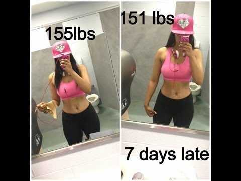 7 Day EXTREME Detox/Diet RESULTS + (28 Day Challenge)
