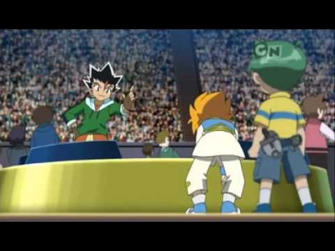 Beyblade Metal Masters Episode 4 Ticket to the World