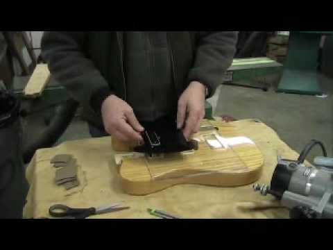 Jason Lollar / Lollar Pickups - Charlie Christian install - Part 1