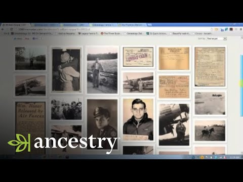 Quick Ways To Share Your Family History