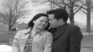 Maiv Xyooj - Vim Dab Tsi Txiav Kev Hlub with Lyrics (Original Music Video)