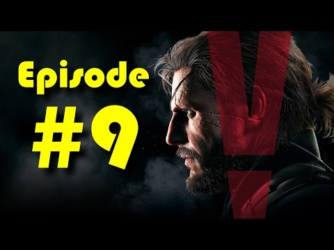The Daily JAM - Metal Gear Solid 5: The Phantom Pain - Ep. #9: ICECREAM NO